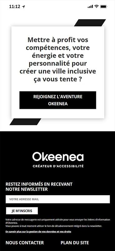 Okeenea - Mobile Design 3